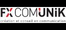 HOLI.E Concept - Aménagement espace de travail - logo FX Comunik