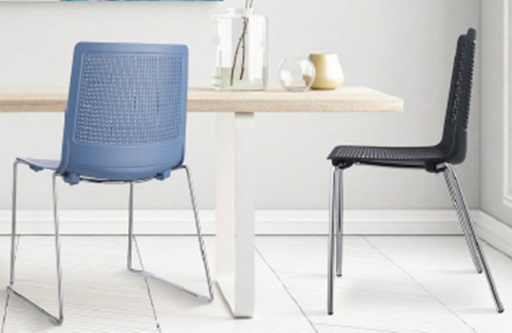 HOLI.E Concept - Aménagement espace de travail - Chaises de bureau d'appoint