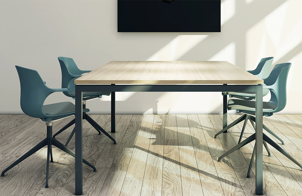 HOLI.E Concept - Aménagement espace de travail - Espace de réunion moderne et dynamique