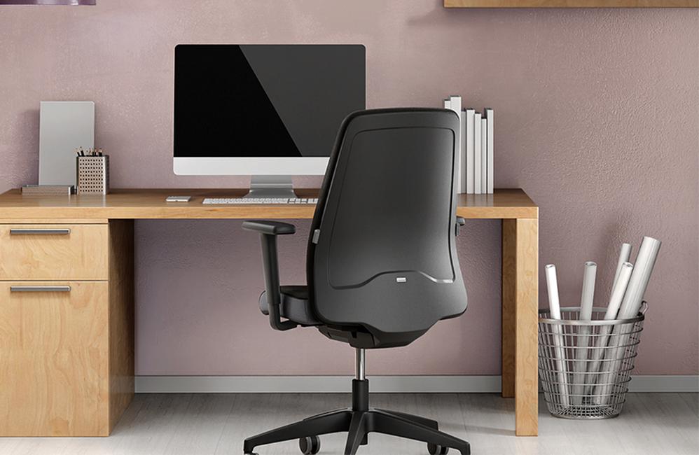 HOLI.E Concept - Aménagement espace de travail - Fauteuil de bureau individuel