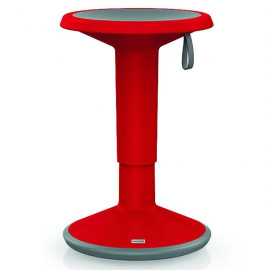 HOLI.E Concept - Aménagement espace de travail - Assise dynamique UP rouge