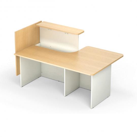 HOLI.E Concept - Aménagement espace de travail - Banque d'accueil GRETA2