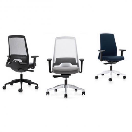 HOLI.E Concept - Aménagement espace de travail - Every fauteuil de travail