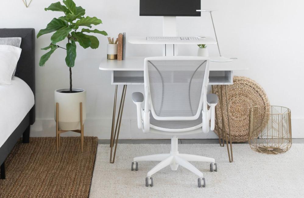 HOLI.E Concept - Aménagement espace de travail - Siege de travail homeoffice humanscale