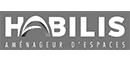 HOLI.E Concept - Aménagement espace de travail - Logo - Habilis 2