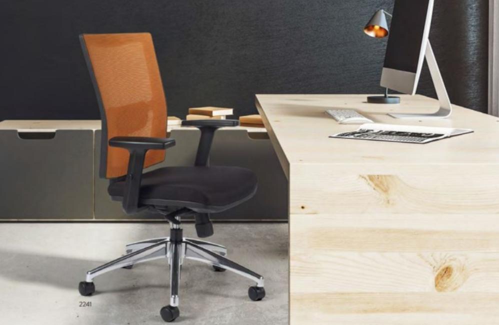 HOLI.E Concept - Aménagement espace de travail - Fauteuil de bureau resille katz