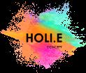 HOLI.E Concept - Aménagement espace de travail - Logo