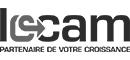 HOLI.E Concept - Aménagement espace de travail - Logo - Locam 2