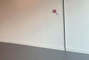 HOLI.E Concept - Aménagement espace de travail - Espace d'accueil avant aménagement