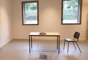 HOLI.E Concept - Aménagement espace de travail - Salle réunion avant aménagement