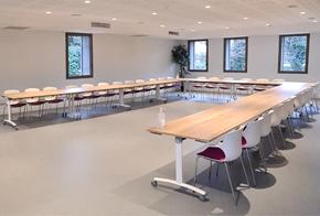 HOLI.E Concept - Aménagement espace de travail - Espace de formation, réunion, séminaire en entreprise