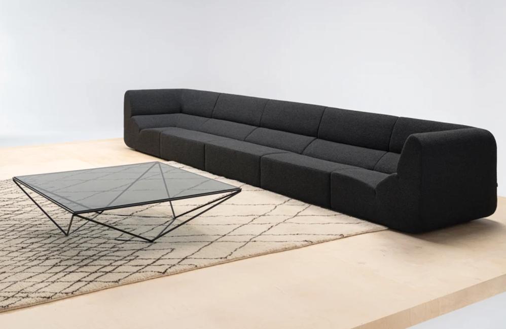 HOLI.E Concept - Aménagement espace de travail - Canapé layout prostoria