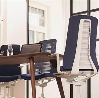HOLI.E Concept - Aménagement espace de travail - Fauteuil design pure interstuhl mal de dos vertèbre