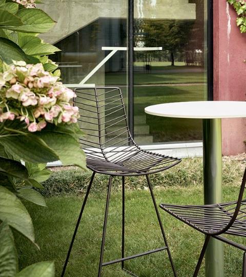 HOLI.E Concept - Aménagement espace de travail - chaise table outdoor
