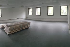 HOLI.E Concept - Aménagement espace de travail - Salle de formation, séminaire et réunion avant aménagement