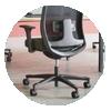 HOLI.E Concept - Aménagement espace de travail - Matière plastique, entretien fauteuil plastique