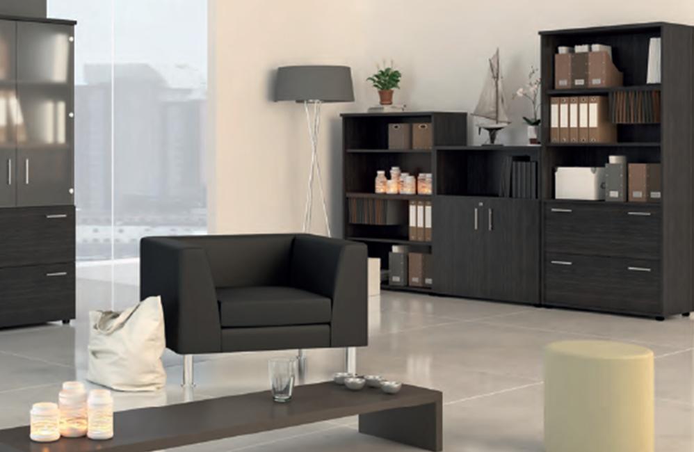 HOLI.E Concept - Aménagement espace de travail - Meuble de rangement armoire