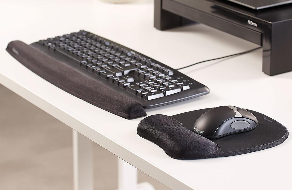 HOLI.E Concept - Aménagement espace de travail - Tapis de souris et de clavier ergonomique